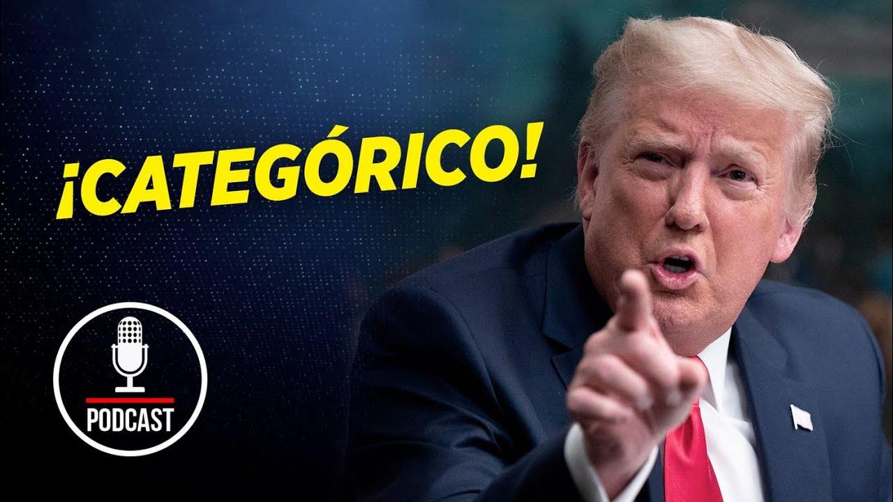 AFGANISTÁN ❗️📢El ROTUNDO reclamo de Donald Trump a Joe Biden