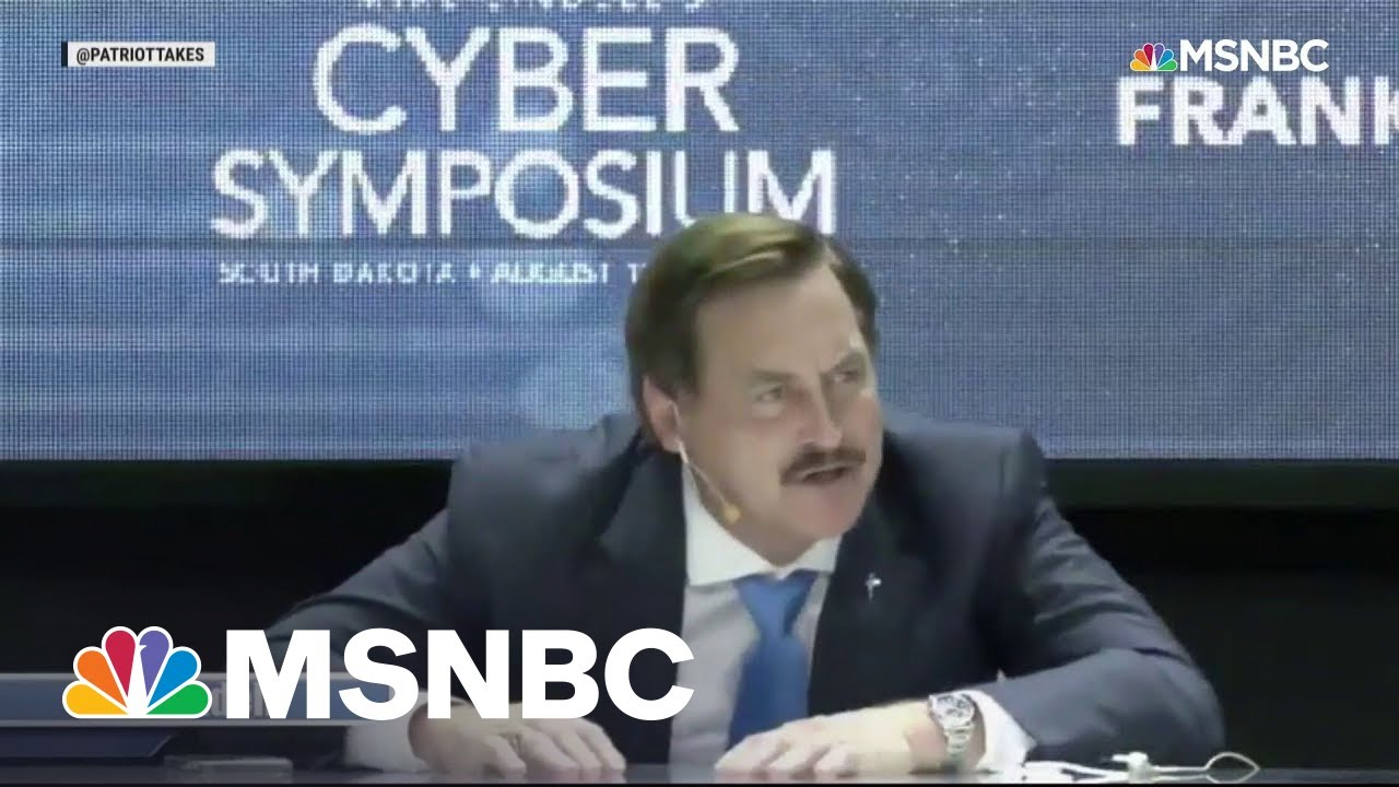 Reality An Unwelcome Guest At 'Pillow Guy' Big Reveal Event To Restore Trump Presidency