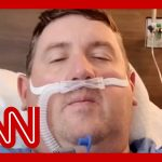 Unvaccinated man in ICU shares heartbreaking Covid-19 video diary