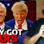 DONALD TRUMP VS JOE BIDEN - EPIC RAP BATTLE - THIS SH!T WAS CRAZY, BARS!!!!!