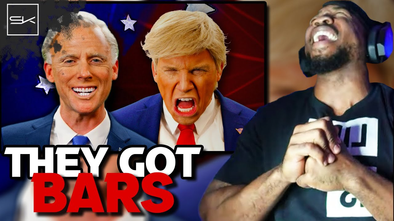 DONALD TRUMP VS JOE BIDEN – EPIC RAP BATTLE – THIS SH!T WAS CRAZY, BARS!!!!!