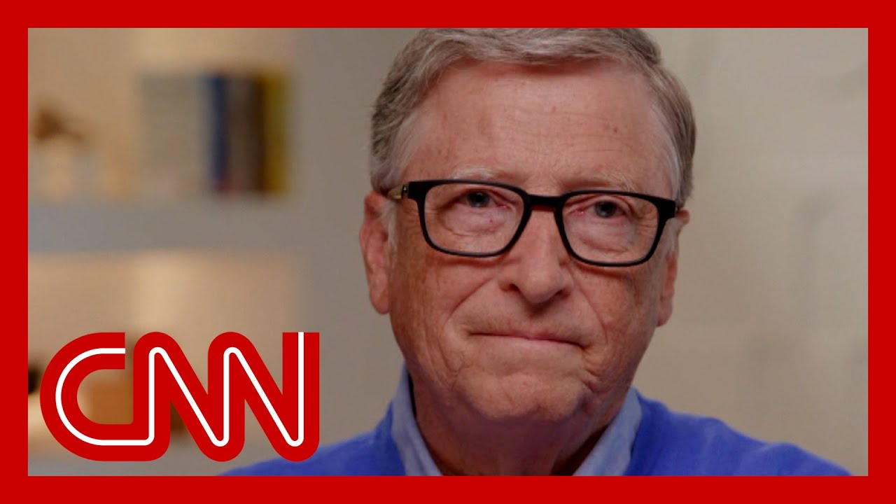 Bill Gates opens up about his divorce and Jeffrey Epstein