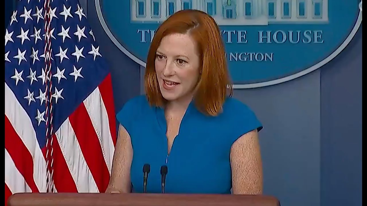 Jen Psaki humiliates Peter Doocy and Trump with ONE SINGLE sentence