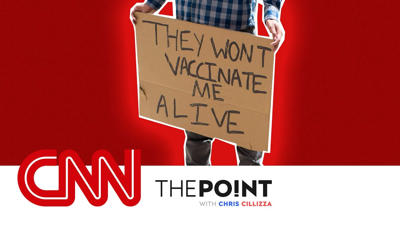 Why the unvaccinated live in an alternate universe