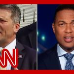Trump's former doctor gets upset with reporters. Watch Don Lemon's reaction
