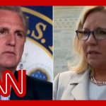 'Disgraceful': Liz Cheney calls out leader of her own party