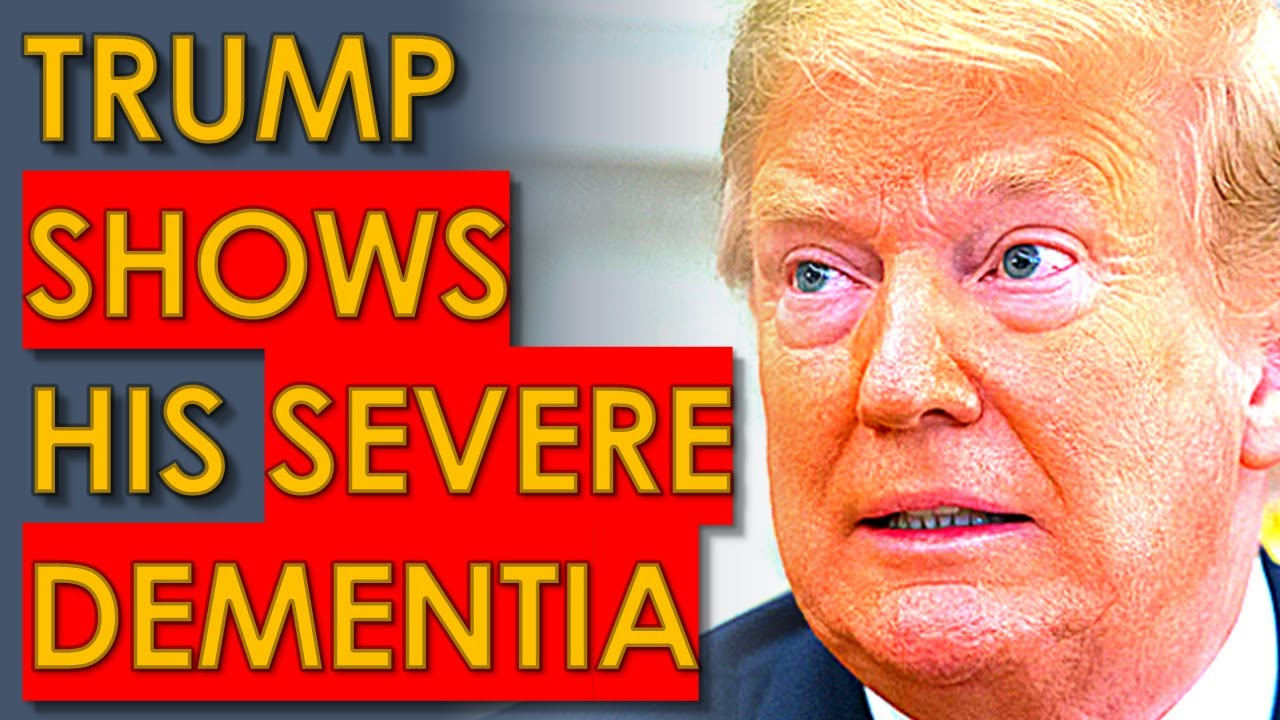 Trump Shows his DEMENTIA in DISTURBING Fox News Interview