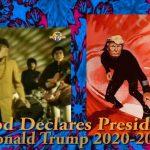 God Declares Donald Trump Remains President - 186