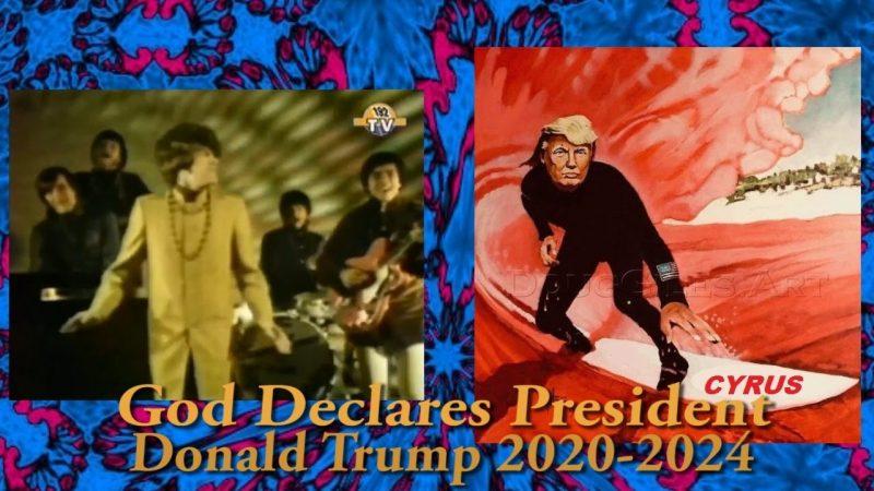 God Declares Donald Trump Remains President – 186