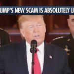 Trump's LUDICROUS New SCAM
