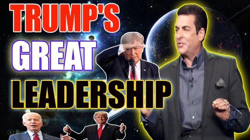"""Hank Kunneman URGENT MESSAGE: """"Trump's Great Leadership"""""""