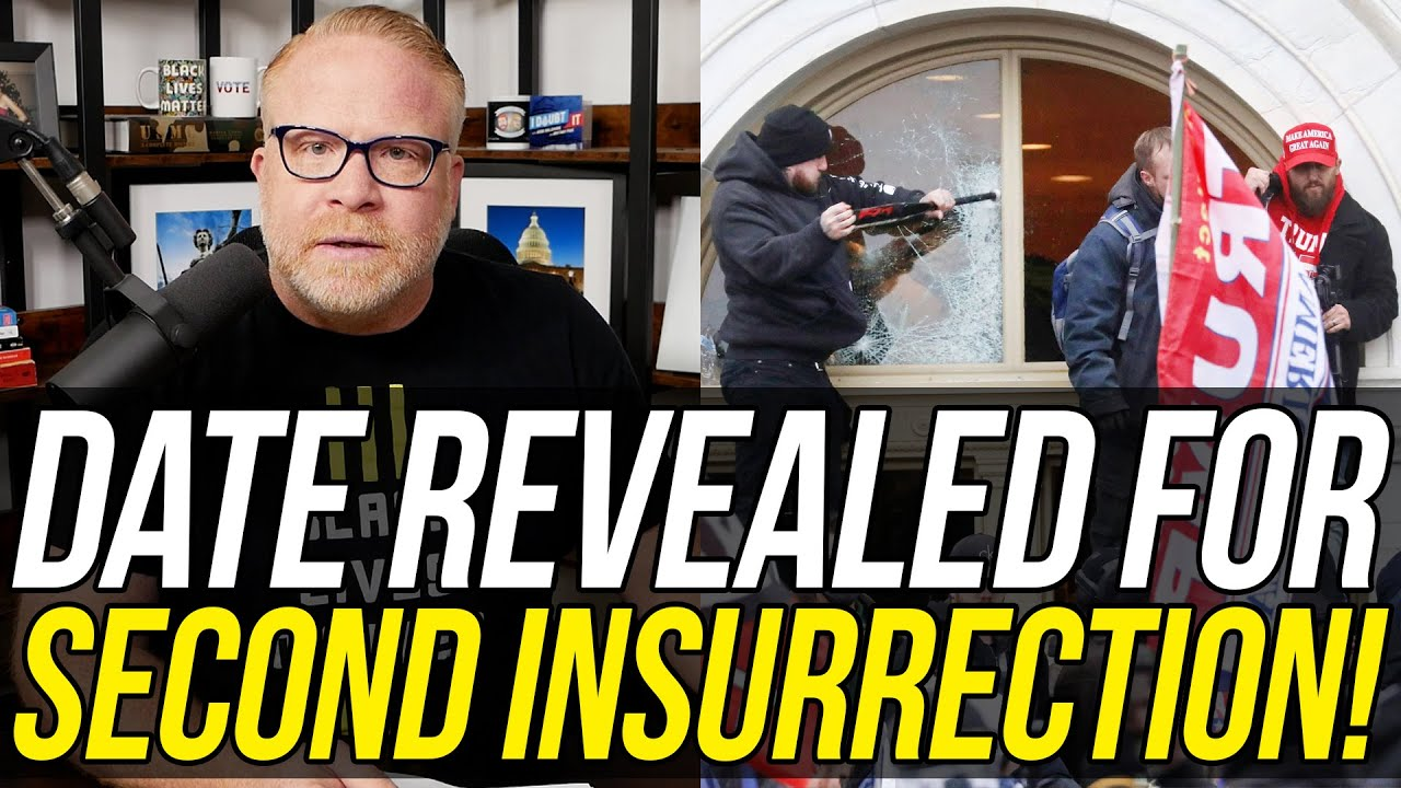 Trump Campaign Official Reveals Date for Capitol Insurrection Part 2!!!