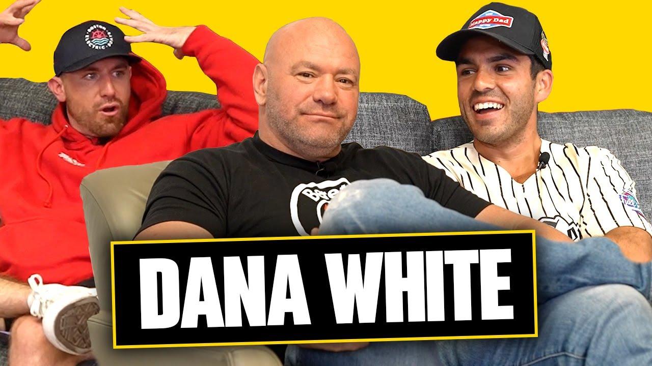 Dana White on Addison Rae, Trump & Jake Paul's 15 Minutes of Fame!   FULL SEND PODCAST