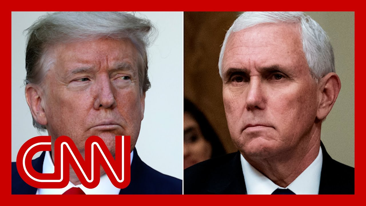 Pence weighs 2024 presidential run amid rocky relationship with Trump