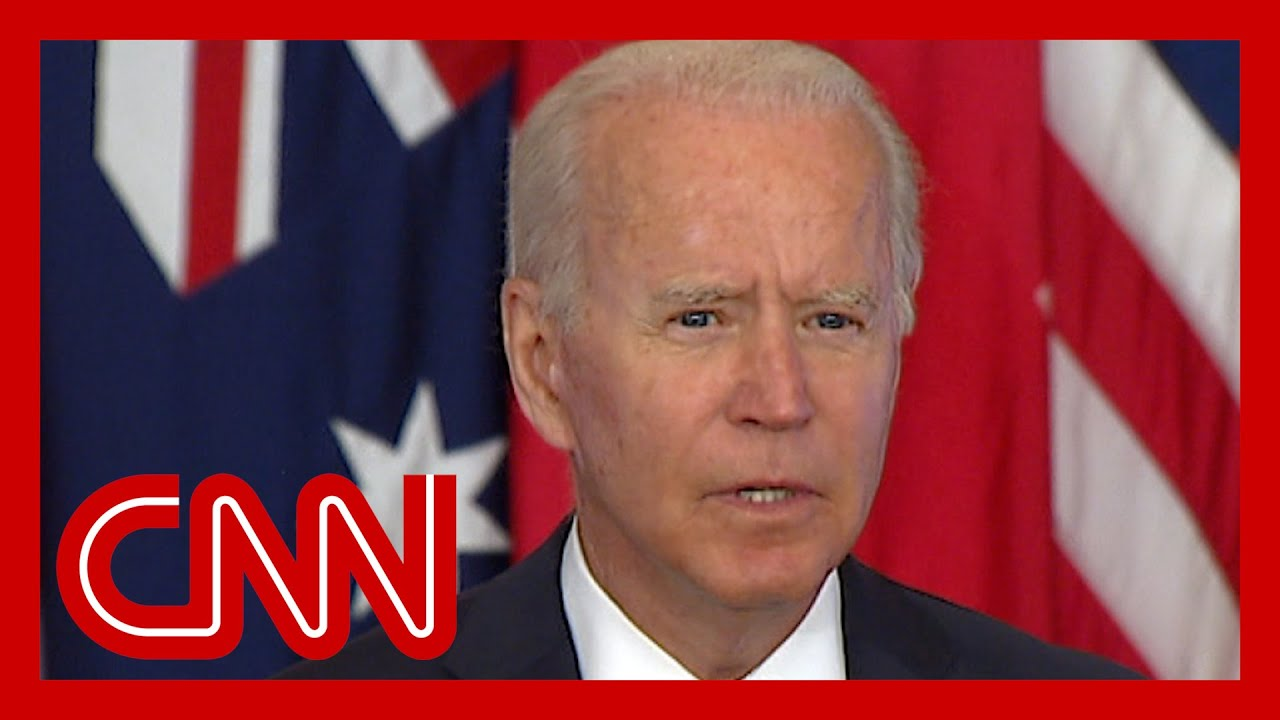 Biden announces new trilateral partnership with UK and Australia