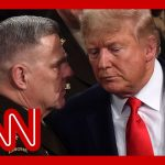 Milley took top-secret action to limit Trump's ability to order military strike, book says