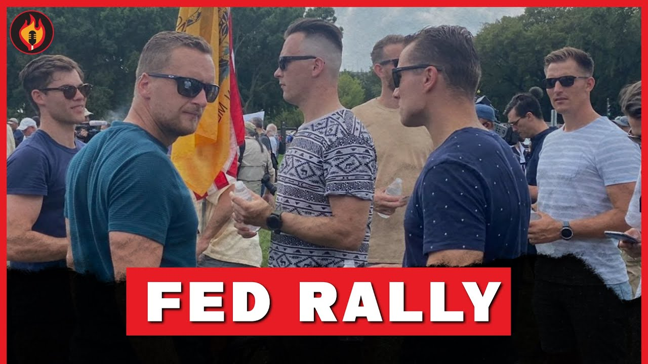 Media, Cops OUTNUMBER Trump Supporters At Fake Capitol Rally