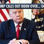 Trump Calls Out Biden Over... Golfing?!?