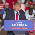 Trump bashes Gov. Kemp as 'disaster' at Georgia rally | What does it mean for his re-election chance