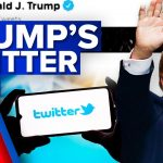 Donald Trump asks for his Twitter account back | 9 News Australia