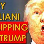 Rudy Giuliani FLIPPING on Trump to SAVE HIMSELF