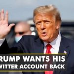 Former US Prez Donald Trump asks Florida Judge to force Twitter to restart his account |WION