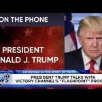 Victory News: Trump Interviewed on FlashPoint, Border Update, and $3.5T Bill