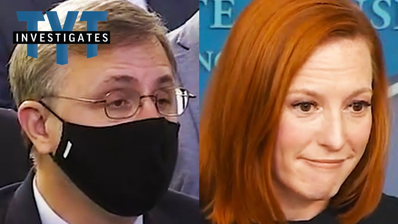 """Psaki SWATS DOWN Multiple Biden-Trump Comparisons: """"I'll Take Each One Of These"""""""