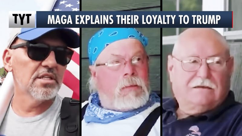 MAGA Logic Explained By Trump Supporters