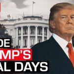 How the final days of Trump's presidency brought America to the brink of war   60 Minutes Australia