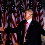 'No Republican can run' while Donald Trump is a contender for presidency