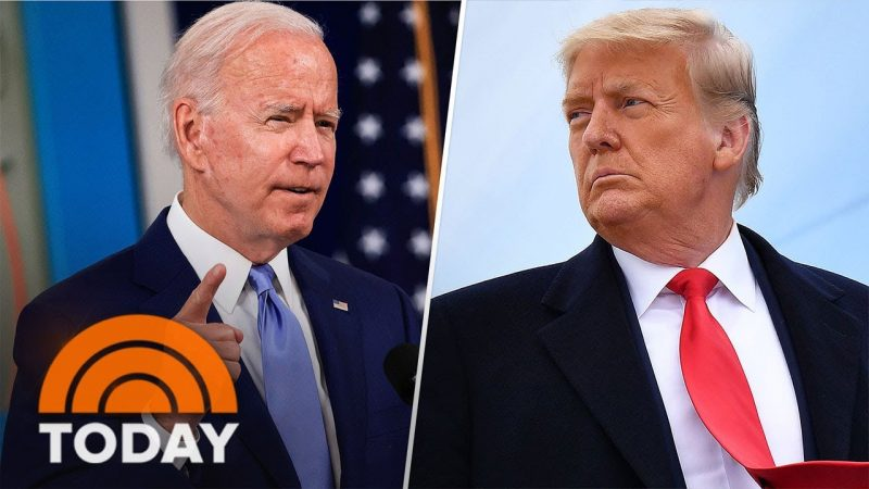 Biden Blocks Trump From Withholding Jan. 6 Documents, As the Former President Sets Sights On 2024