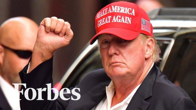Donald Trump's Debt Now Totals An Estimated $1.3 Billion | Forbes