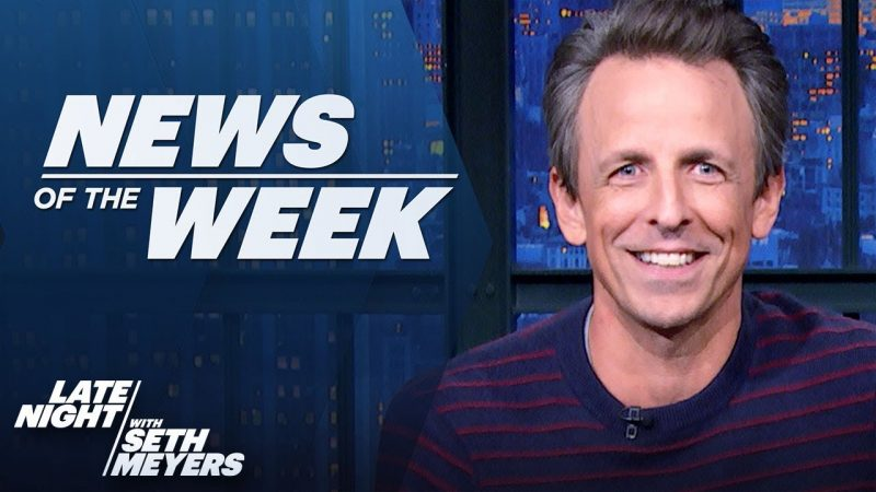 Trump Urges Republicans Not to Vote, Who Will Buy Trump's D.C. Hotel?: Late Night's News of the Week